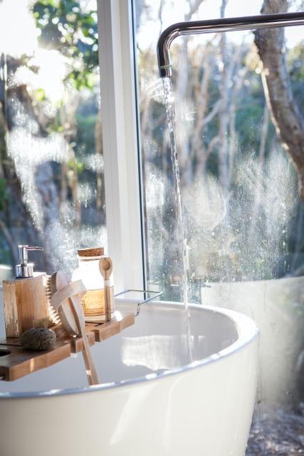 Bürstenmassage für zu Hause